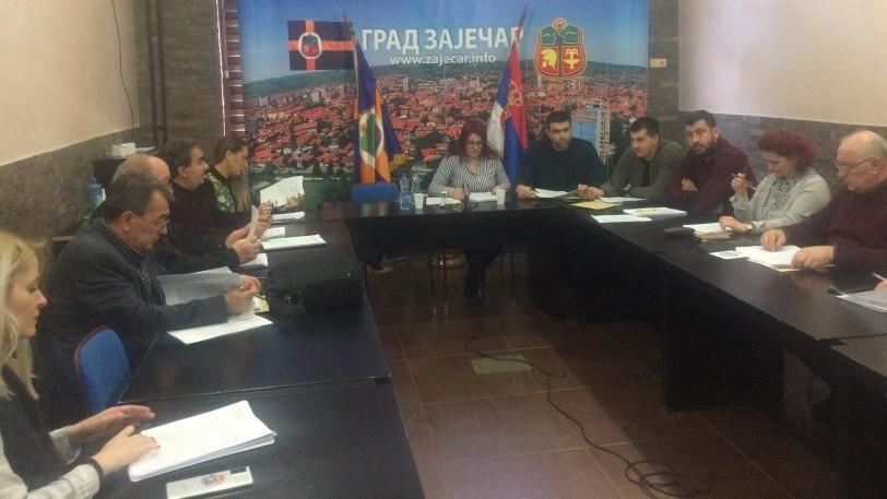 Одржана 129.седница Градског већа у Зајечару
