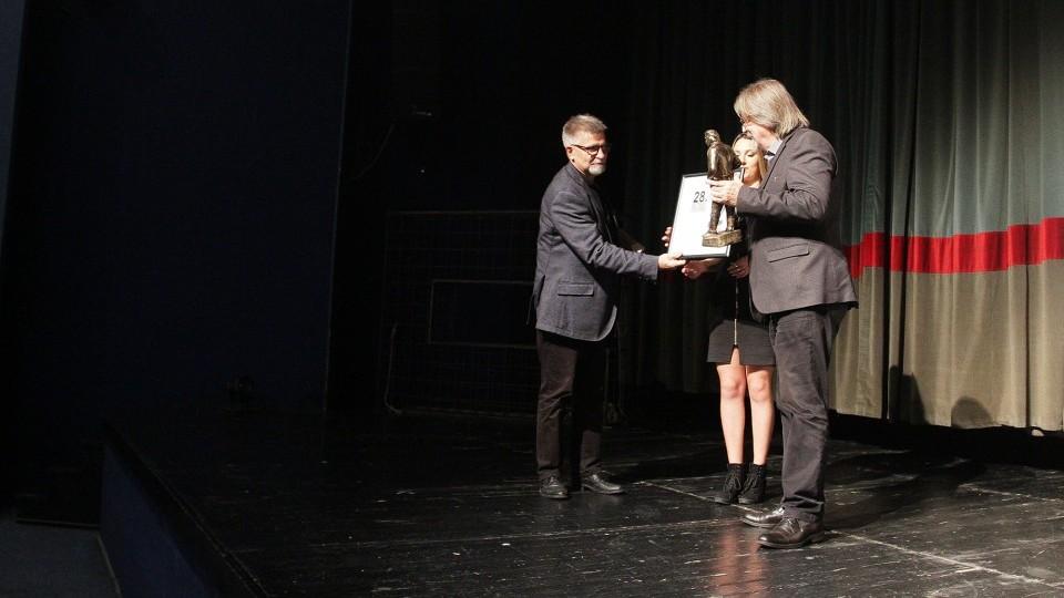 50 година рада и 70 година живота глумца и књижевника Милана Цација Михаиловића