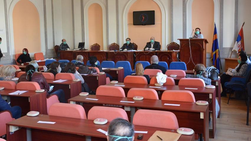 Одржана 36. седница Скупштине града Зајечара -Одборници показали одговорност