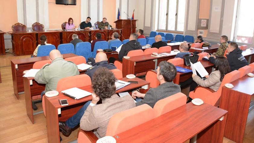 Одржана седница Штаба за ванредне ситуације града Зајечара
