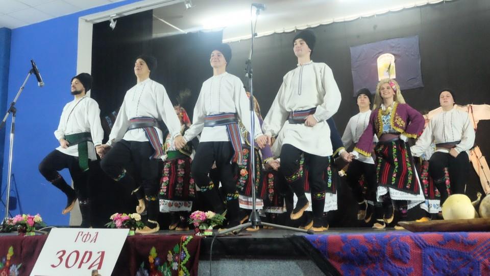 Одржан први годишњи концерт Градског фолклорног ансамбла ЗО-РА
