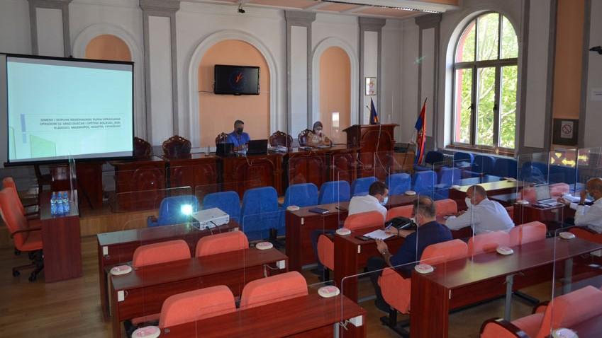 Одржан састанак Координационог одбора за реализацију Споразума о заједничком управљању комуналним отпадом