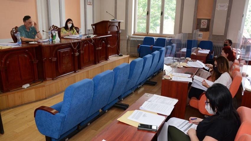 Одржана трећа седница Градског већа у Зајечару
