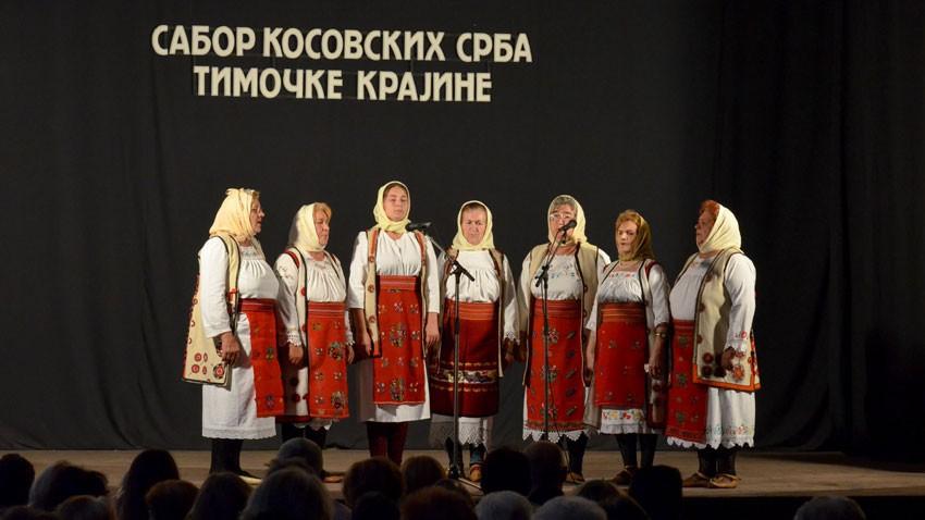 Одржан Сабор косовских срба Тимочке Крајине