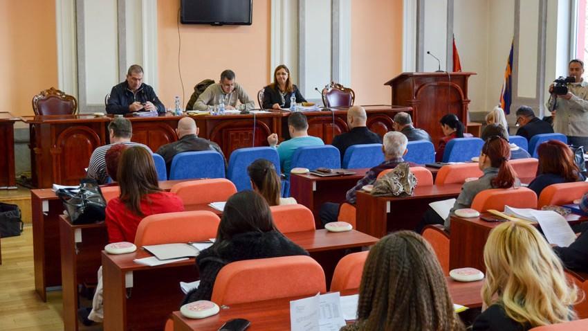 На седници Градског већа разматрани извештаји о раду и финансијском пословању