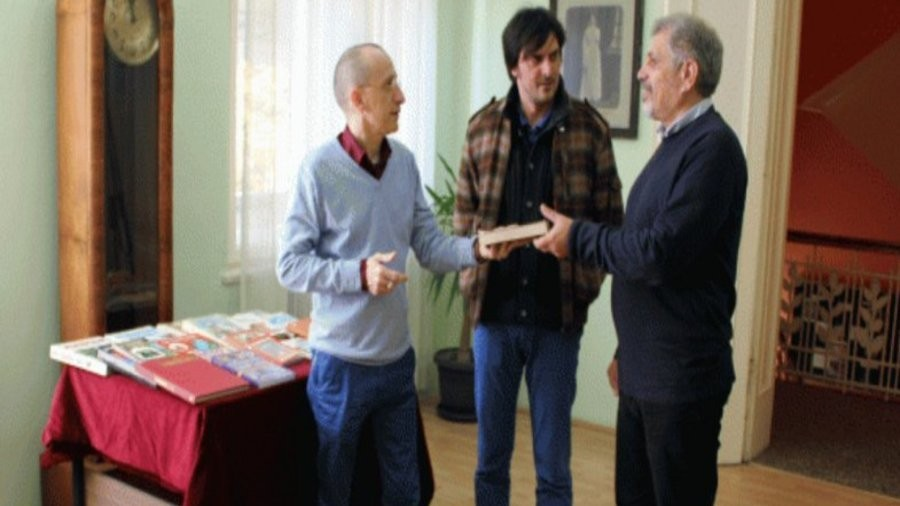 Зајечарска библиотека донирала књиге школи