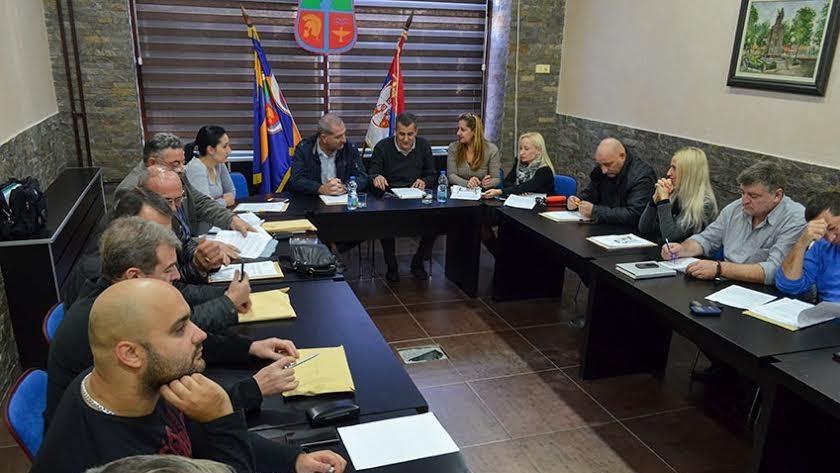 На седници Градског већа дата сагласност на Правилник о раду ЈKП