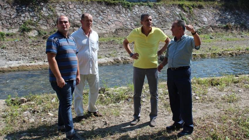 У Гамзиградској бањи приводе се крају радови на уређењу водотока Црног Тимока