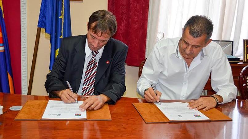 Град Зајечар потписао протокол са словеначким ИРР