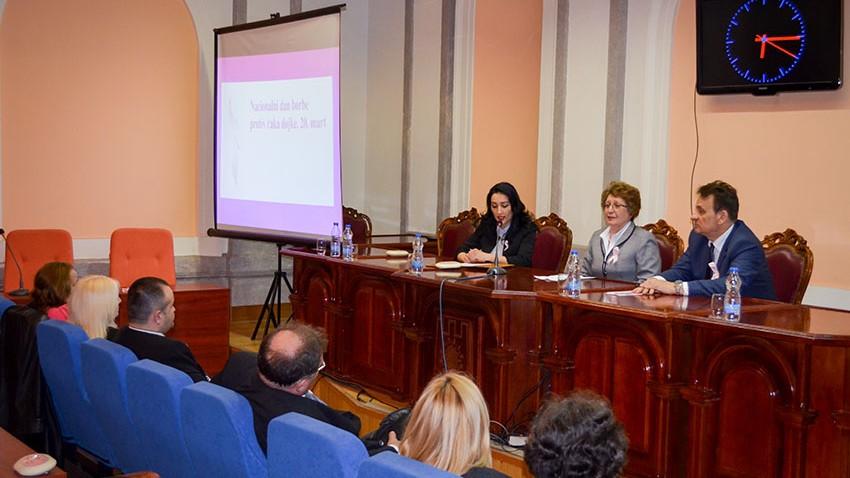 Град Зајечар: Значај скрининга у превенцији рака дојке