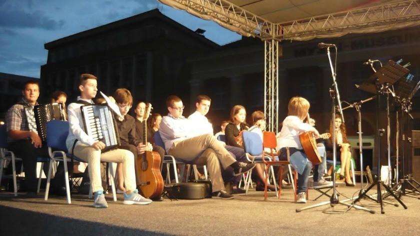 Концерт на киши