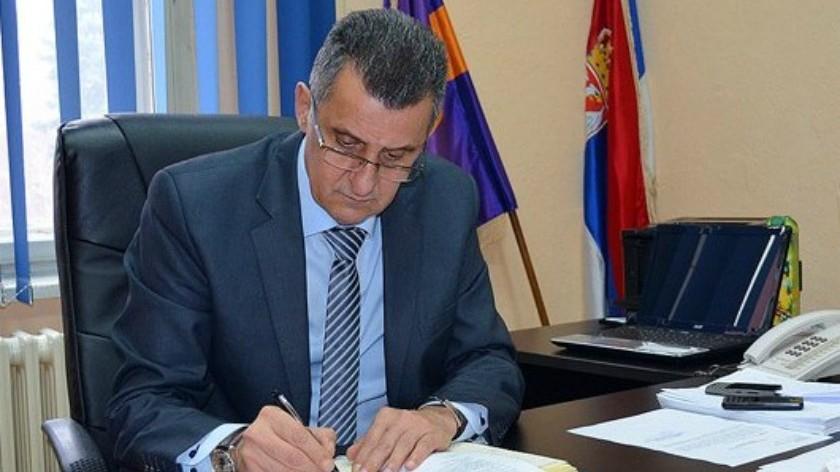 Градоначелник Велимир Огњеновић поднео оставку