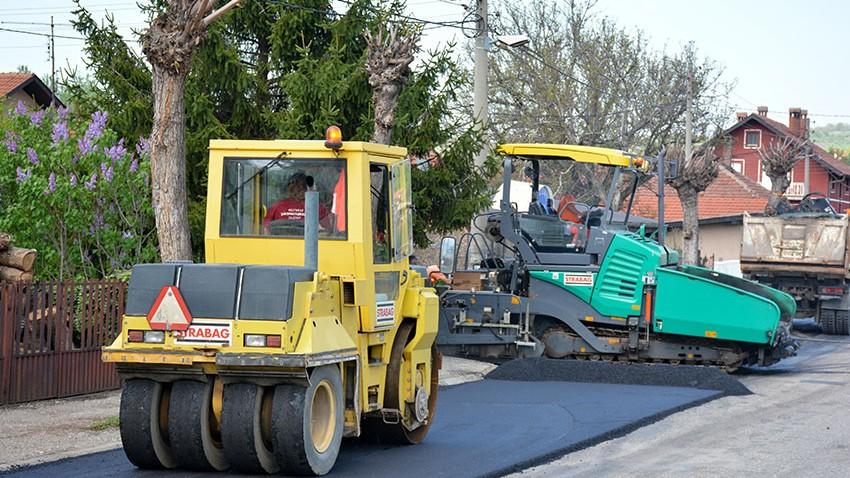 Почело асфалтирање улица у Зајечару