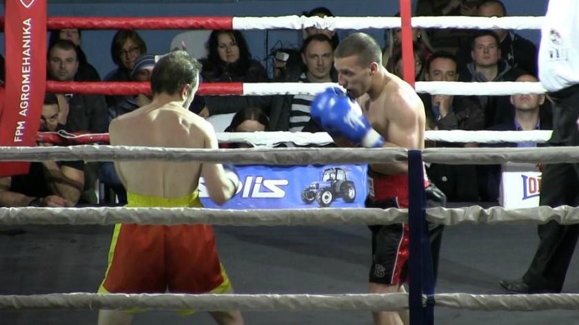 Вече бокса у Зајечару: Гурдијељцу шампионски појас