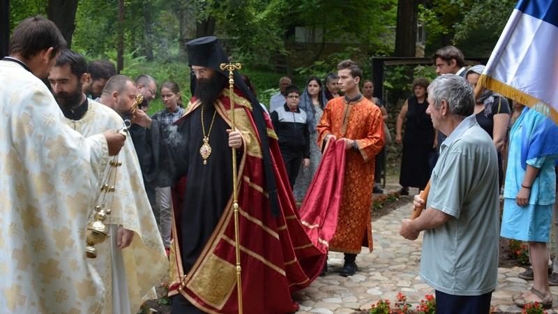 Духовна и материјална обнова манастира Грлиште
