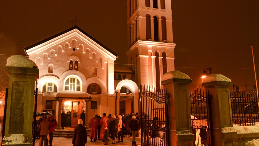Програм обележавања Бадњег дана, вечери и Божића у Зајечару