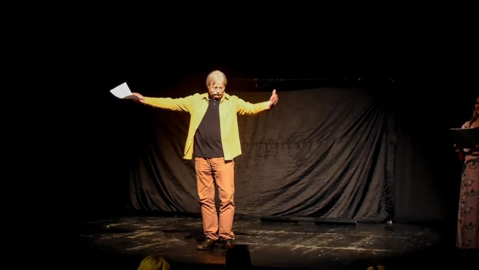 """""""Бајка о рибару и рибици"""" Државног луткарског позоришта из Видина отворила дечји фестивал!"""