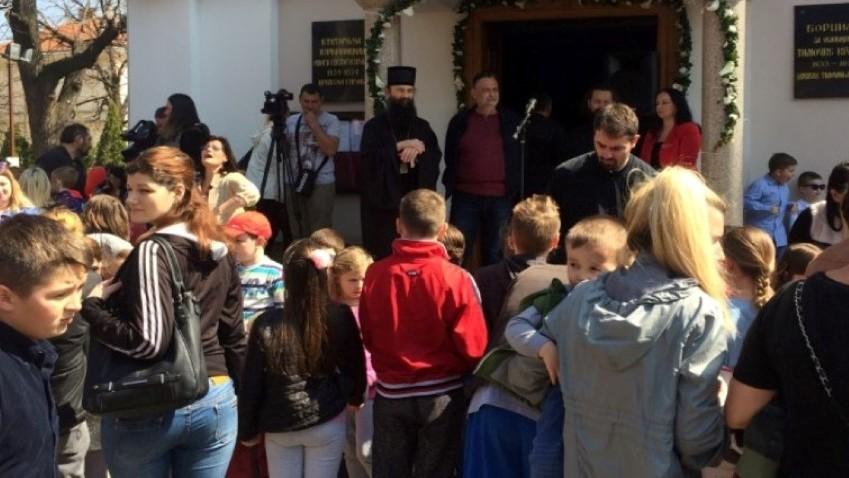 Одржана Туцијада  у порти Саборне цркве у Зајечару