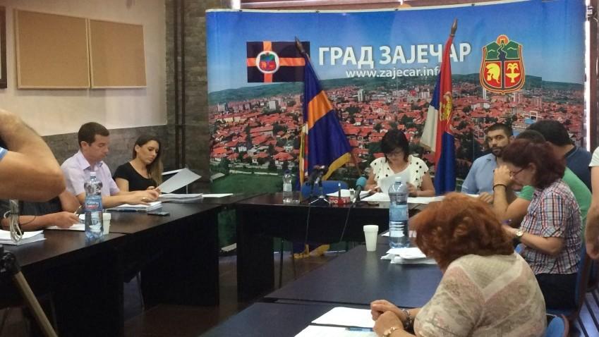 Одржана 52.седница Градског већа у Зајечару