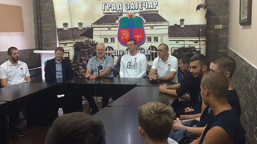 Браво! Зајечарски кошаркаши се пласирали у Јединствену лигу Србије!
