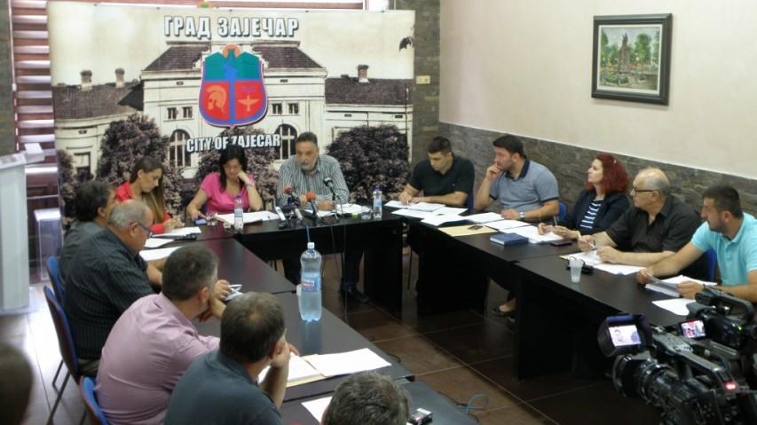Одржана 6. седница Градског већа