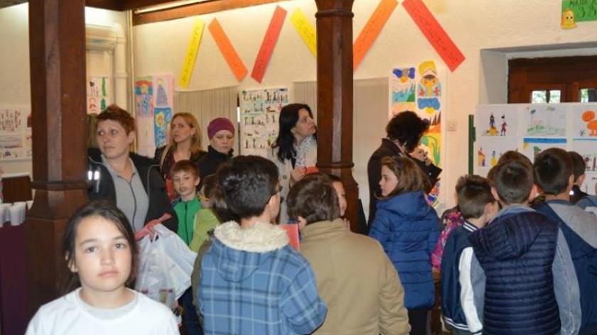 Изложба дечијих радова