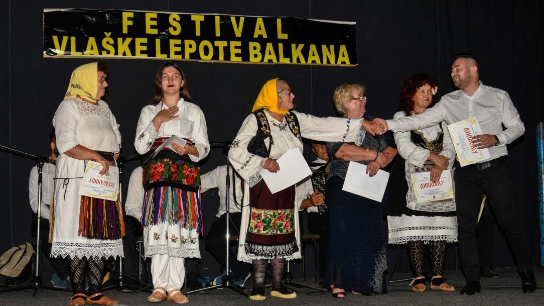 """Завршен дводневни  фестивал  """"Влашке лепоте Балкана"""" -Наступ Топалка одушевио публику!"""