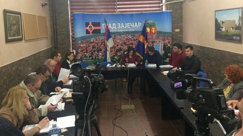 Одржана 83. седница Градског већа у Зајечару