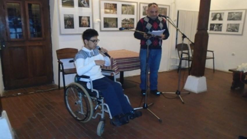Обележен 3. децембар – Meђународни дан особа са инвалидитетом у Радул беговом конаку