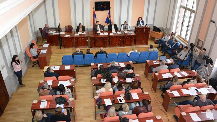 Oдржана 24. седница Скупштине града Зајечара