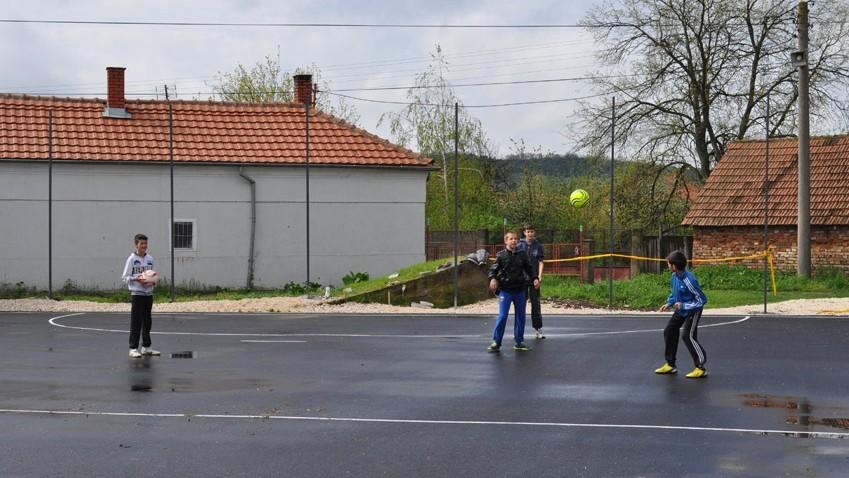 Трнавац: Традиционални турнир у малом фудбалу