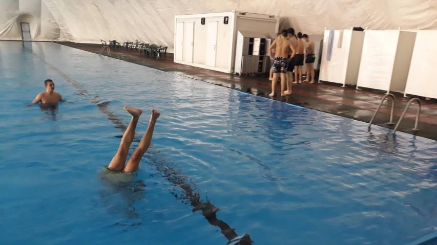 Отворена зимска сезона на градском базену у Зајечару