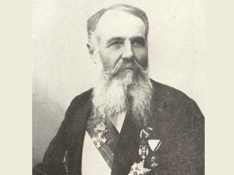 Никола Пашић