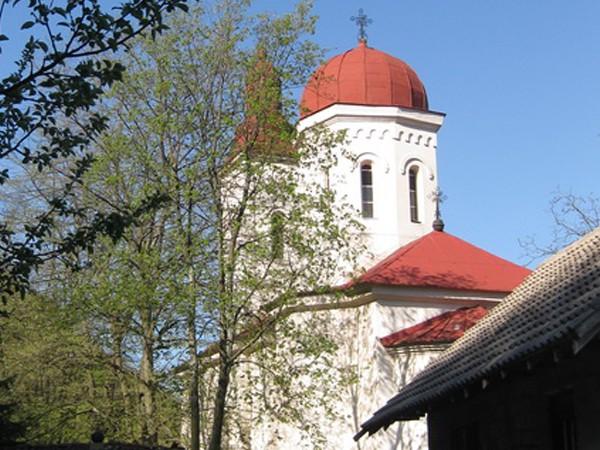 Манастир Суводол